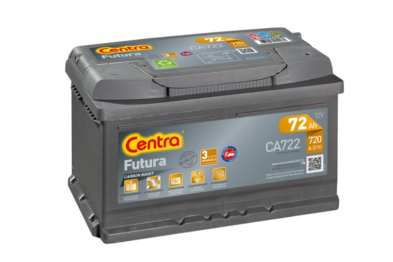 Centra Futura Carbon Boost 72 Ампер в Час